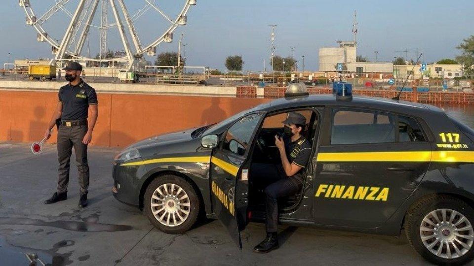 Rimini: operazione Full Black 2, scoperti 100 operatori economici in nero e oltre 3 milioni di imposte evase