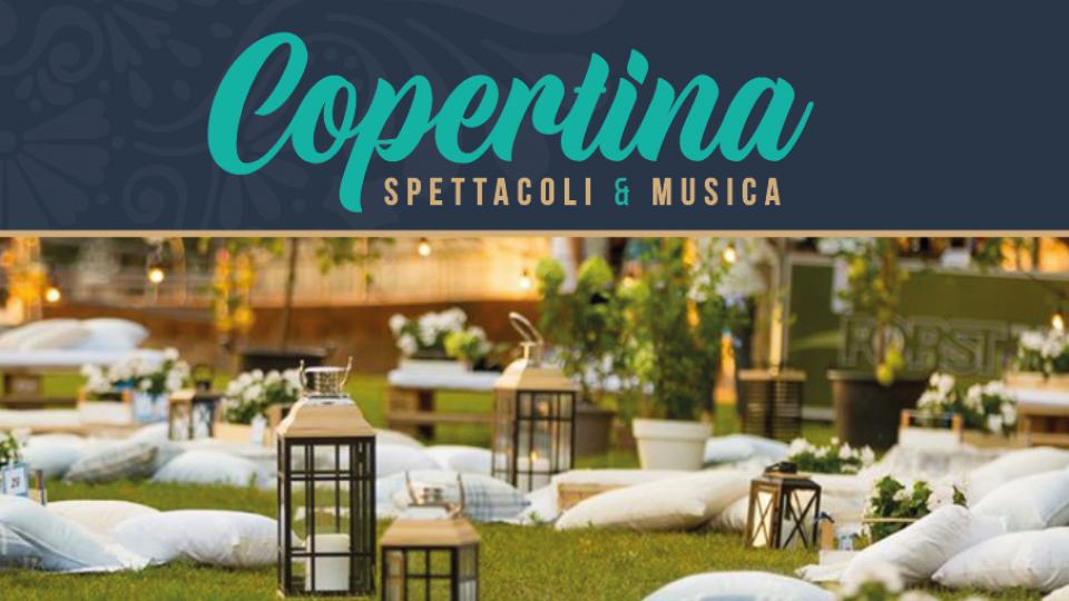 """Torna """"Copertina"""", la rassegna estiva di pic-nic e spettacoli sotto le stelle nel Centro storico di San Marino."""