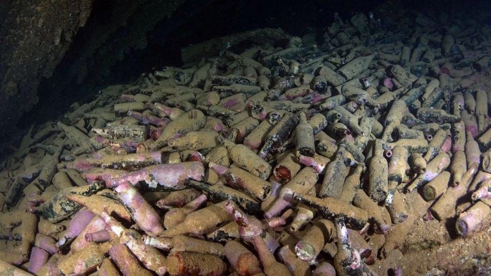 Il tesoro perso in un naufragio 120 anni fa