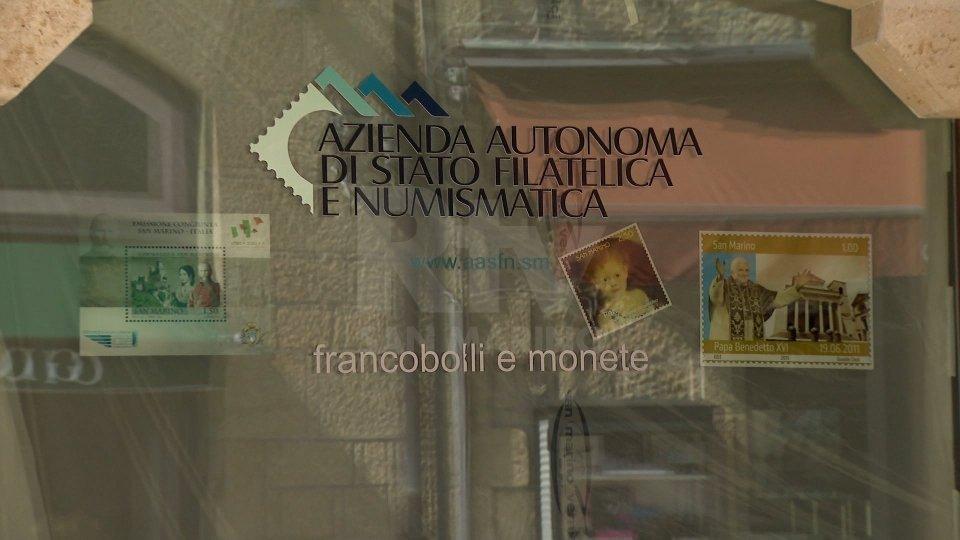 Ufficio Filatelico e Numismatico: apertura sportello vendita nel centro storico di San Marino dal 5/7/2021