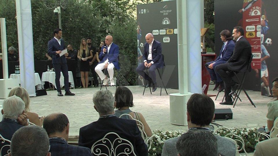 Il talk show al Grand Hotel di Rimini