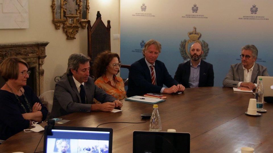 """Anniversario Celebrazioni """"San Marino nelle liste UNESCO"""""""
