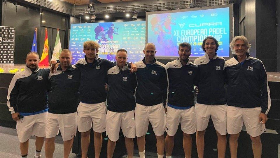 San Marino chiude il suo Europeo