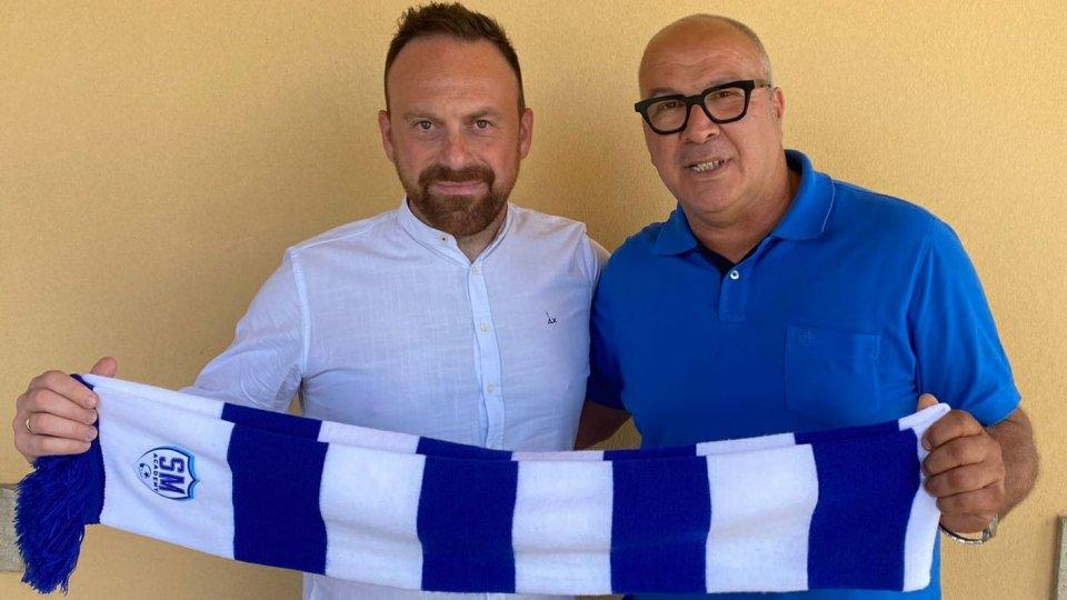 Alessandro Recenti è il nuovo allenatore della San Marino Academy