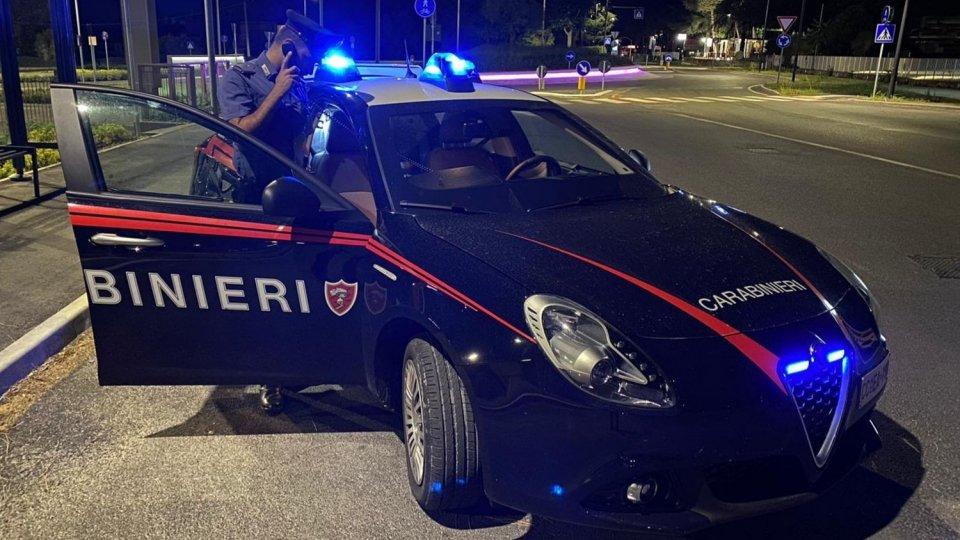 Controlli del weekend a Novafeltria: 93 veicoli e 150 persone identificate