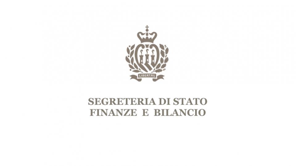 Segreteria Finanze: 30° Riunione Annuale e Forum Aziendale della Banca Europea per la Ricostruzione e lo Sviluppo
