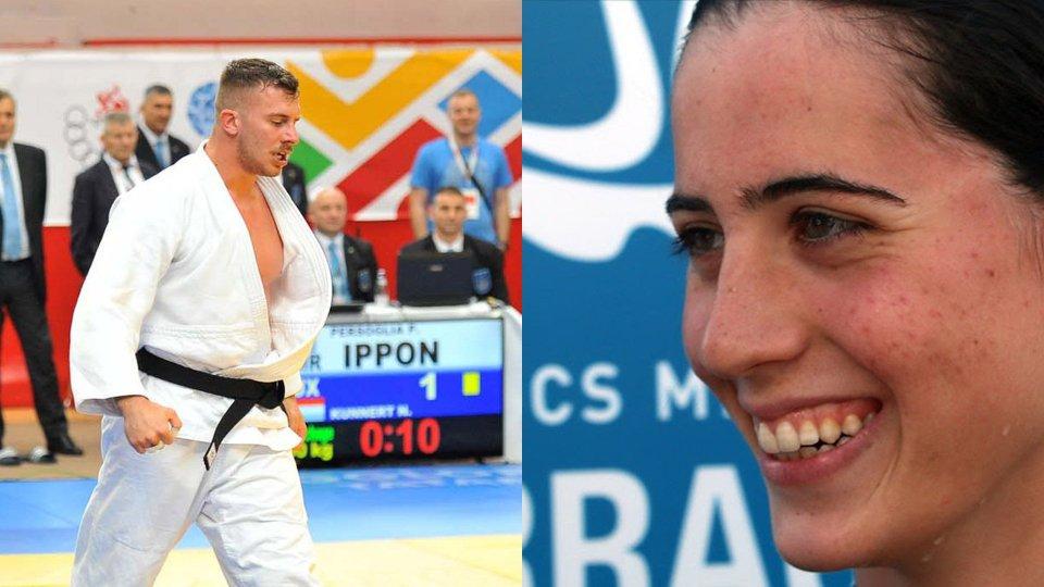 Anche Arianna Valloni e Paolo Persoglia alle Olimpiadi