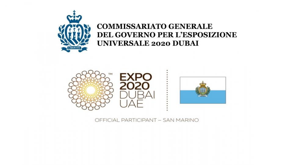 Partito il primo container per il padiglione San Marino ad Expo 2020 Dubai