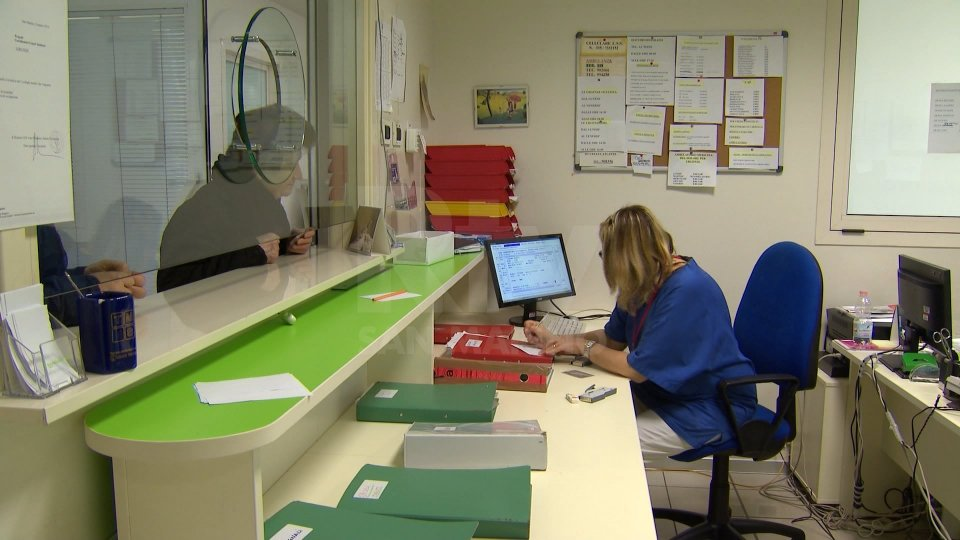 Un centro sanitario (foto archivio)