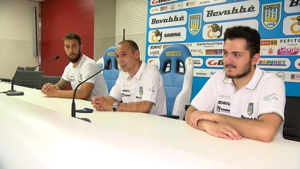 Conferenza stampa Tre Penne