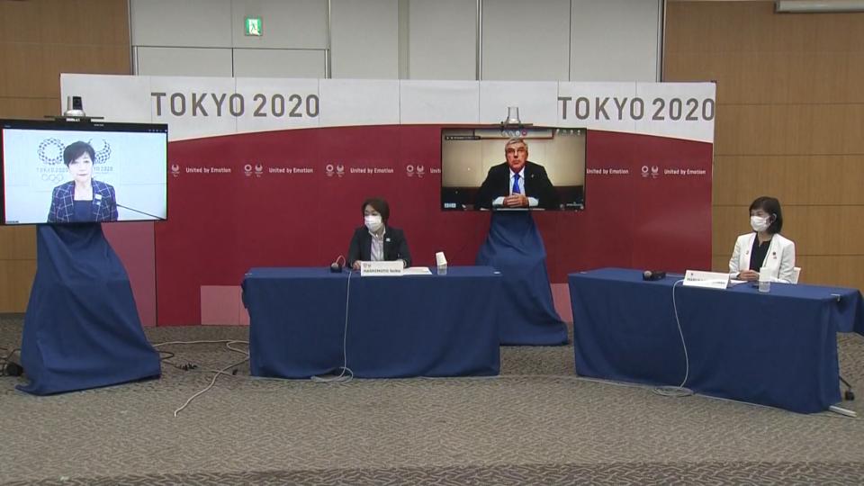 Tokyo: niente pubblico ai Giochi