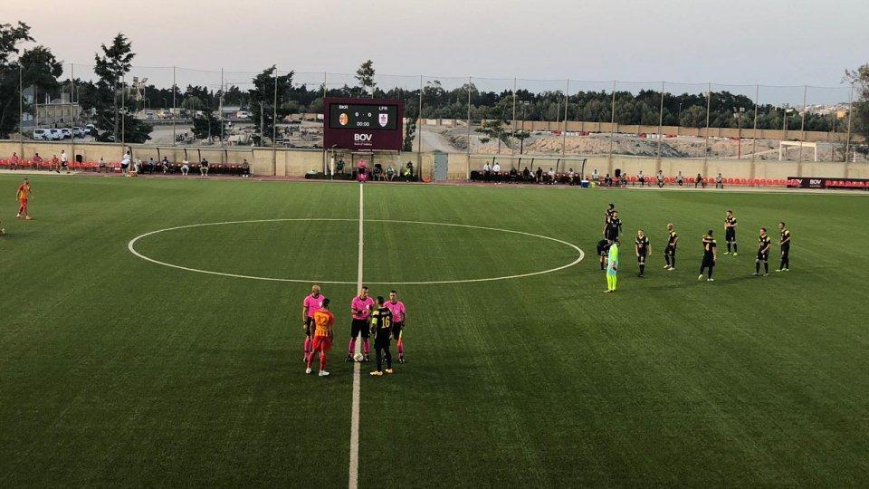 Birkirkara-La Fiorita 1-0