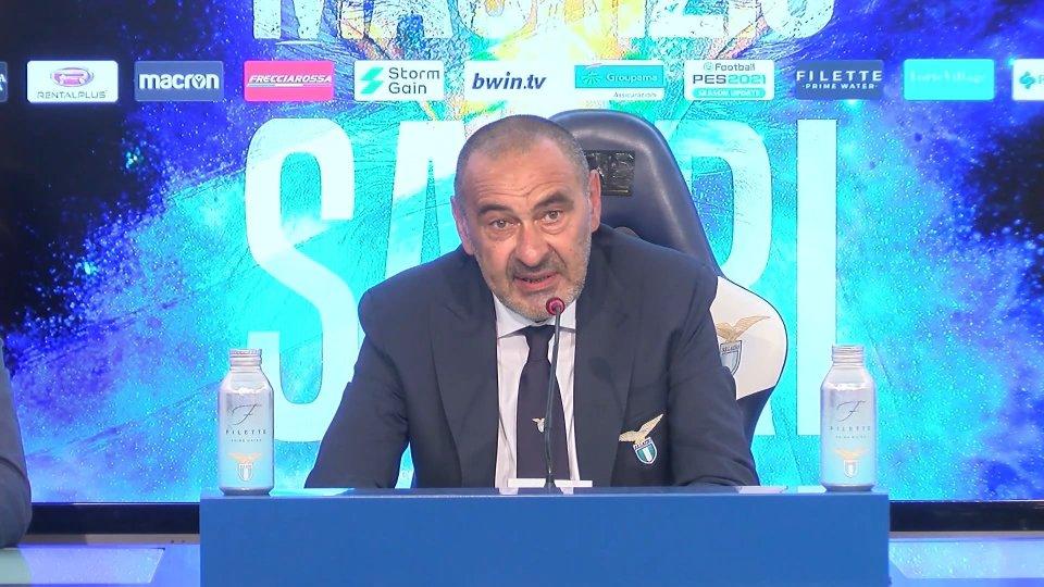 Nel video l'intervista a Maurizio Sarri