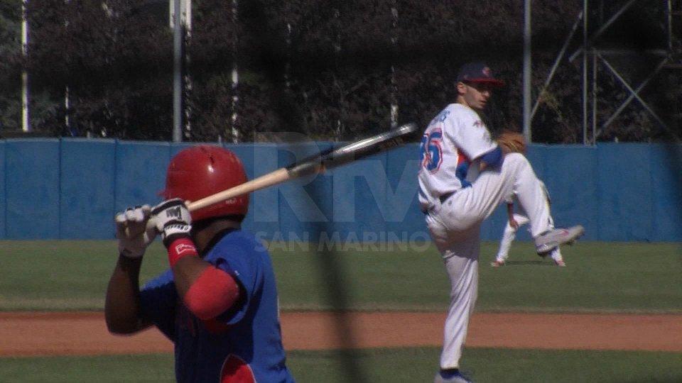 Baseball, San Marino supera 7-3 Macerata