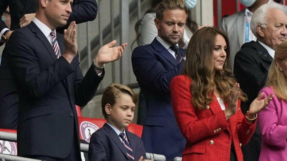 La finale Italia-Inghilterra vista attraverso gli occhi di un bambino