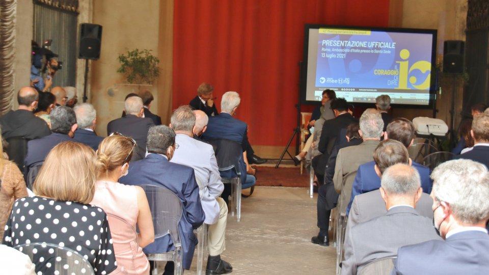 Il Meeting di Rimini torna in presenza dal 20 al 25 agosto