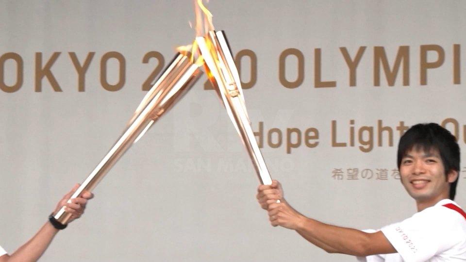 E' partito il countdown: 10 giorni alle Olimpiadi di Tokyo
