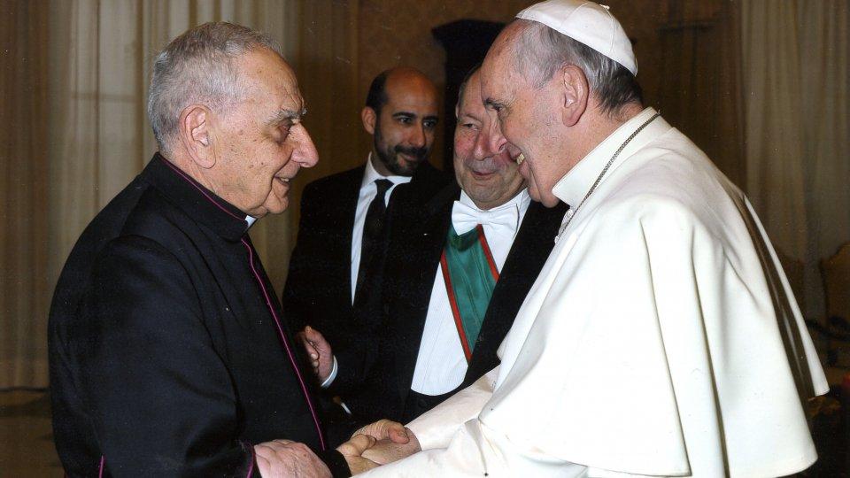 Don Peppino compie 92 anni: tanti auguri da tutta la comunità