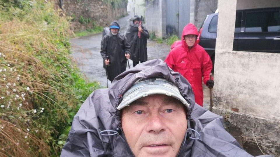 Santiago di Compostela: ultimi chilometri per i quattro pellegrini sammarinesi