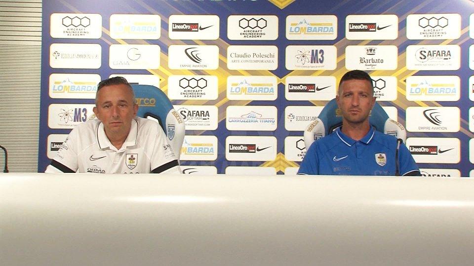 Nicola Berardi e Roberto Di Maio