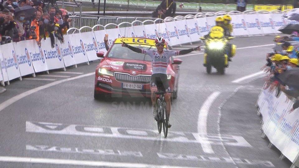 Tour de France, Pogacar vince e consolida la gialla