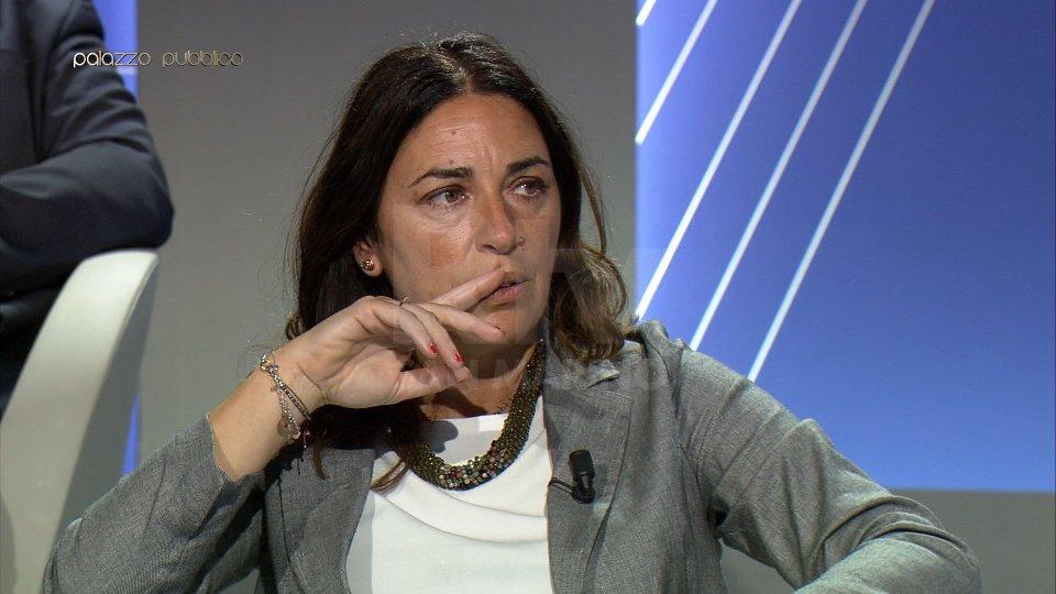 Denise Bronzetti (foto archivio)