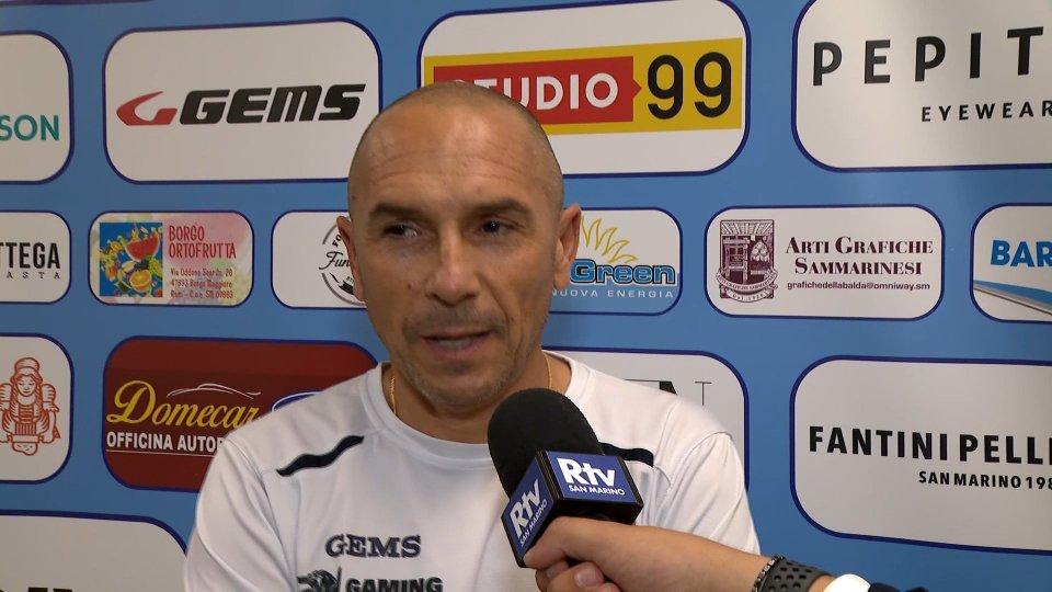 L'intervista di Stefano Ceci al microfono di Alessandro Ciacci