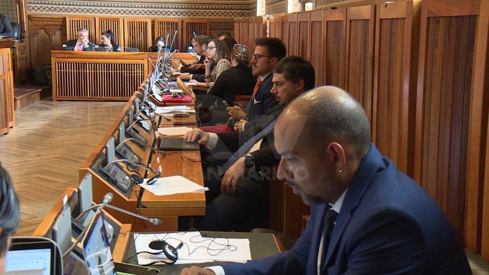 CGG: all'attenzione dell'Aula altri decreti in attesa di ratifica