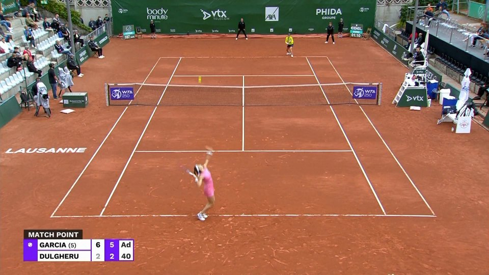 Il WTA di Losanna scopre Lucia Bronzetti