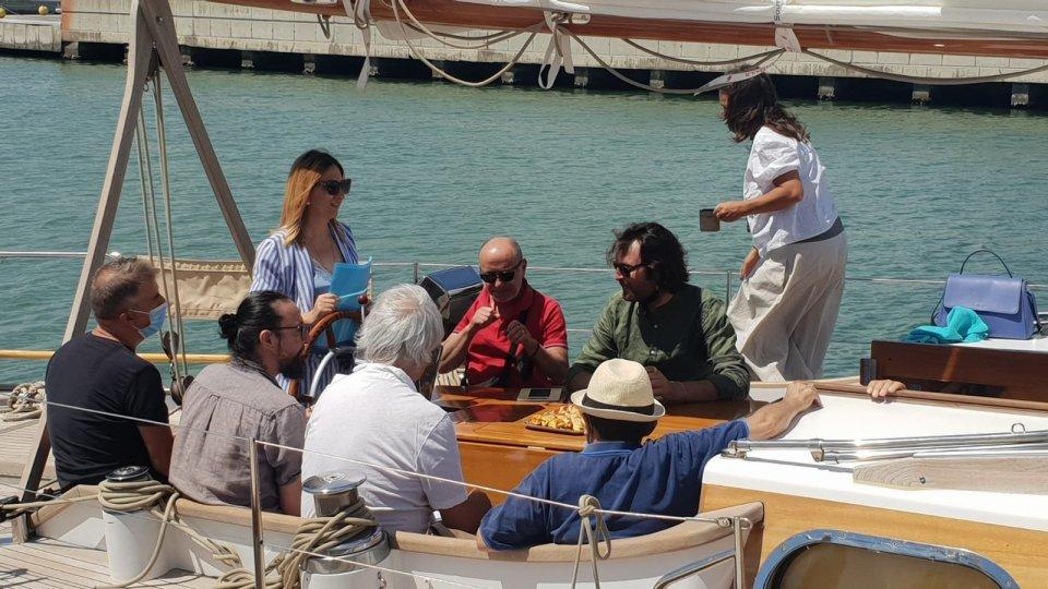 Gloria Lisi si candida a sorpresa come Sindaco a Rimini