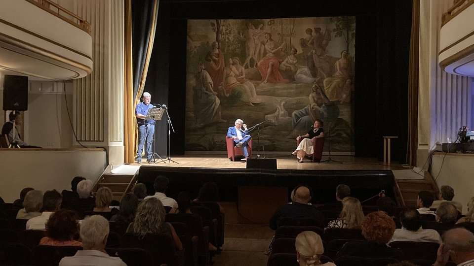 Presentata la biografia di Roberto Valducci: una vita tra impresa, famiglia e amore per l'arte
