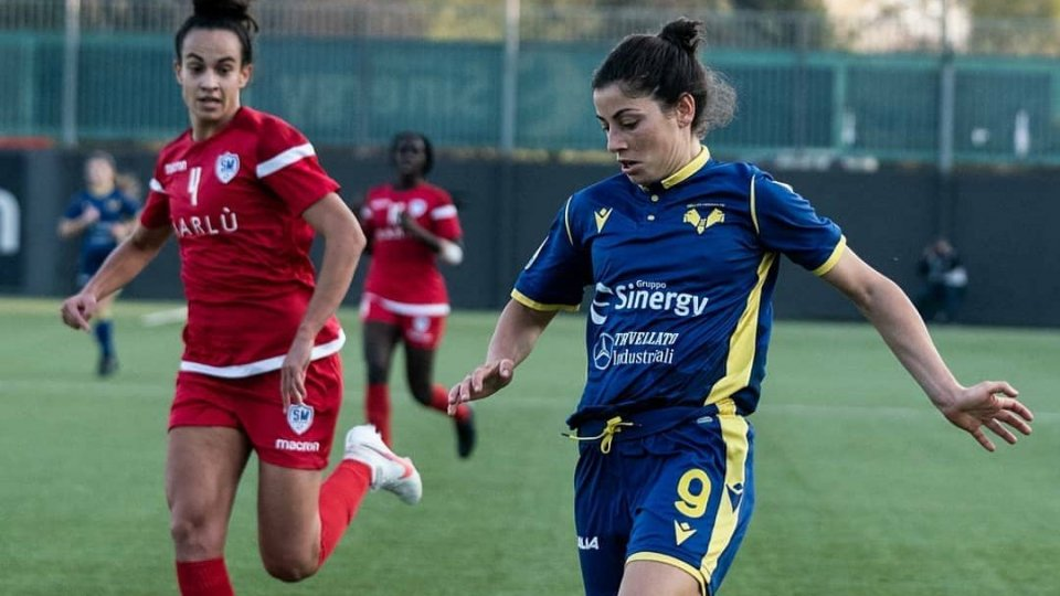 Femminile: Francesca Papaleo alla San Marino Academy