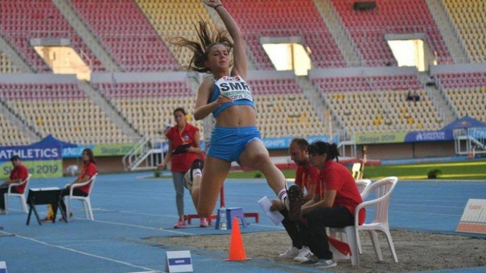 """Nuovi """"personali"""" per 4 atlete del GPA San Marino"""