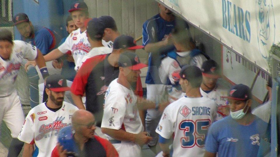 Baseball: San Marino ribalta Nettuno al 9' con Lorenzo Morresi