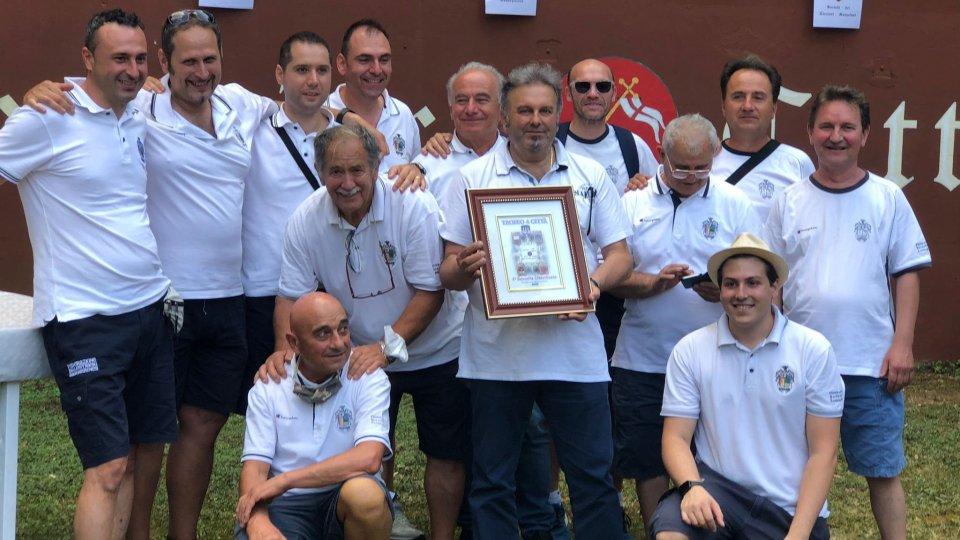 San Marino vince il Torneo 4 Città