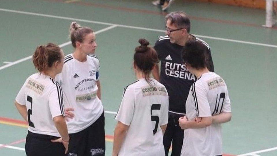 Futsal Femminile: Roberto Pini è il nuovo tecnico della San Marino Academy