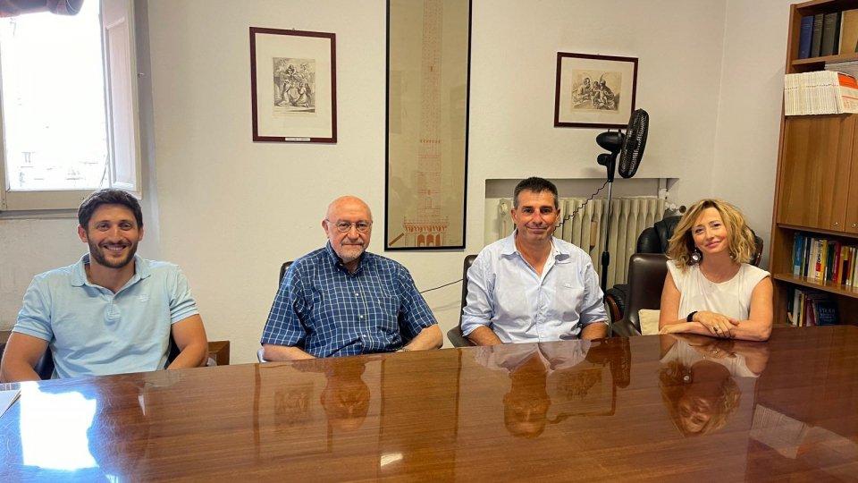 Il Direttivo della Consulta per l'Informazione incontra il Presidente dell'Ordine dei Giornalisti E.R.