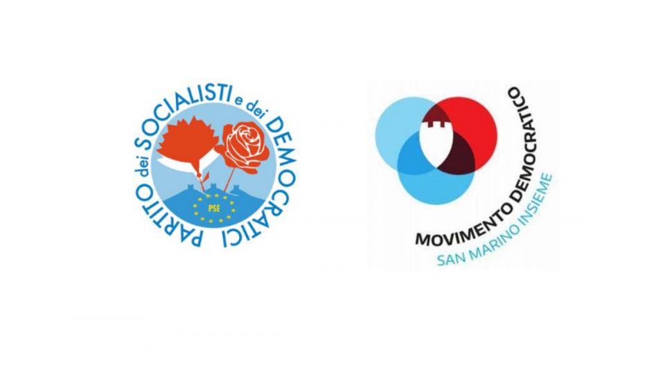Psd - Md riconoscono l'impegno dell'Università Rsm per sostenere la ricerca
