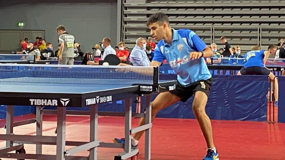 Europei Giovanili Tennis Tavolo, San Marino chiude al 34° posto