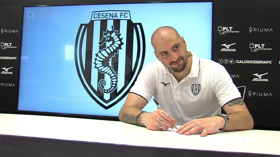 Cesena: Benedettini firma il rinnovo fino al 2022