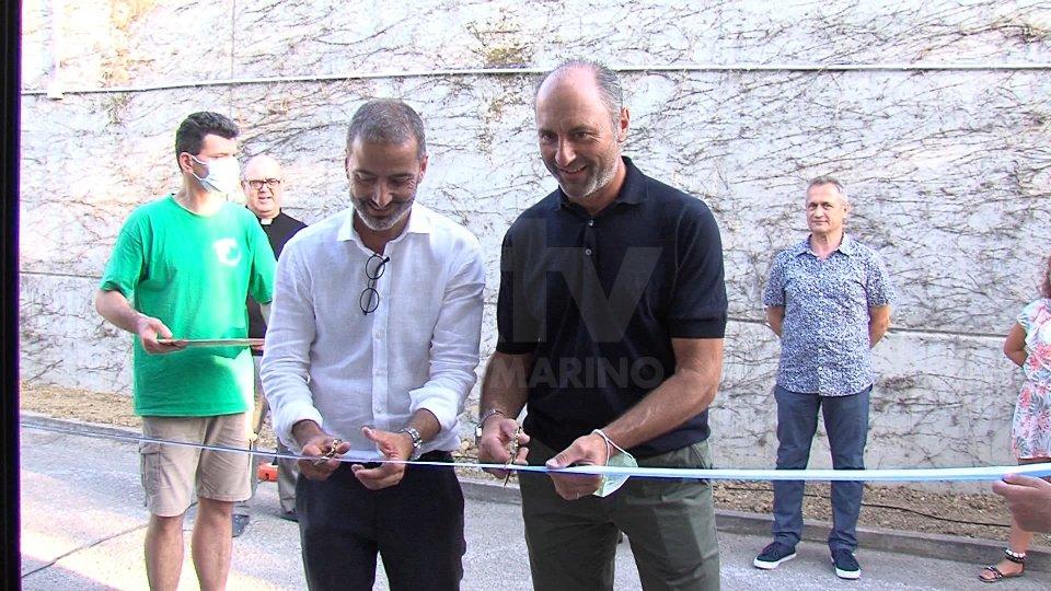 Inaugurata la ristrutturata sede della FSSS