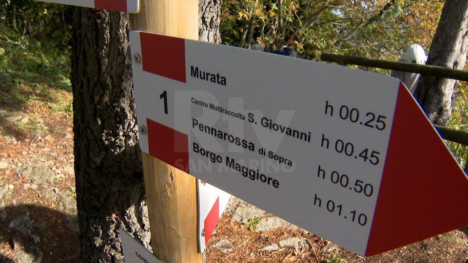 """Segreterie Territorio e Sport: """"Regolamento per l'utilizzo dei sentieri appartenenti alla rete escursionistica per manifestazioni anche con mezzi a  motore"""""""