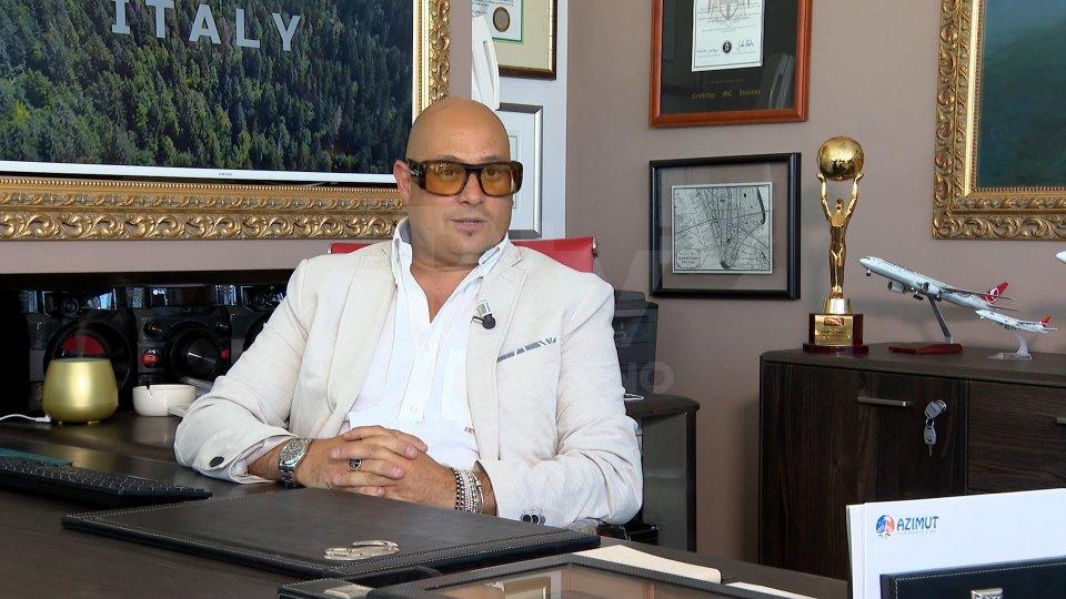 Nel servizio l'intervista a Luca Ruco (CEO Azimut Tour Operator)