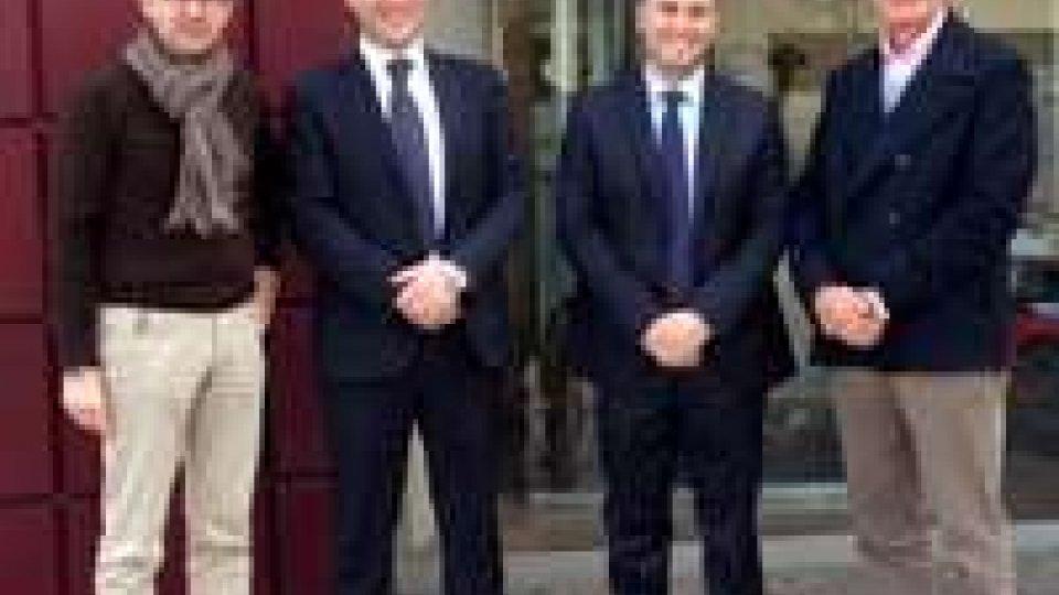 Continua la strada della cooperazione tra San Marino e circondario Italiano