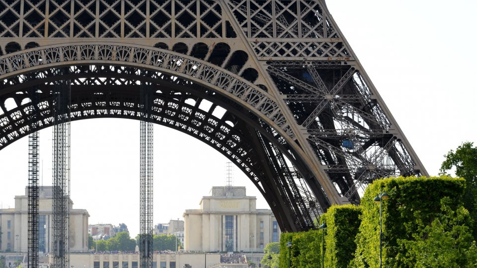 La Tour Eiffell (Pixabay)