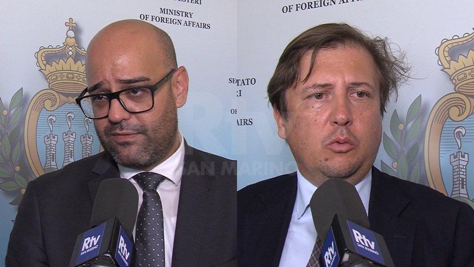 Nel servizio le interviste a Roberto Ciavatta (Segretario di Stato Sanità) e Pierpaolo Sileri (Sottosegretario italiano alla Salute)