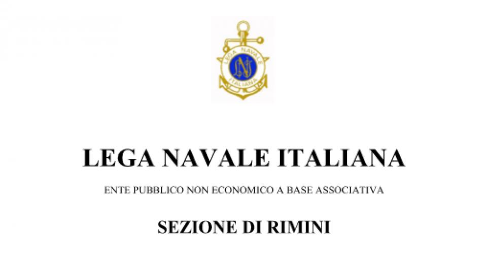 Lega Navale Italiana: nuovo presidente della Sezione di Rimini, assemblea consiglio  ripartizione incarichi