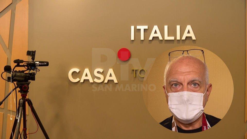 Nel video l'intervista a  Danilo Di Tommaso