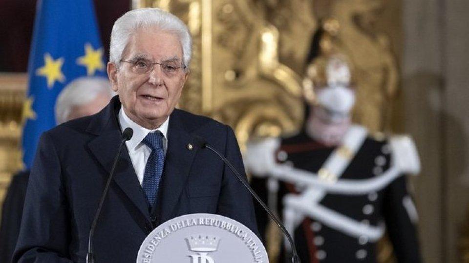 Parte oggi il semestre bianco del Presidente Mattarella