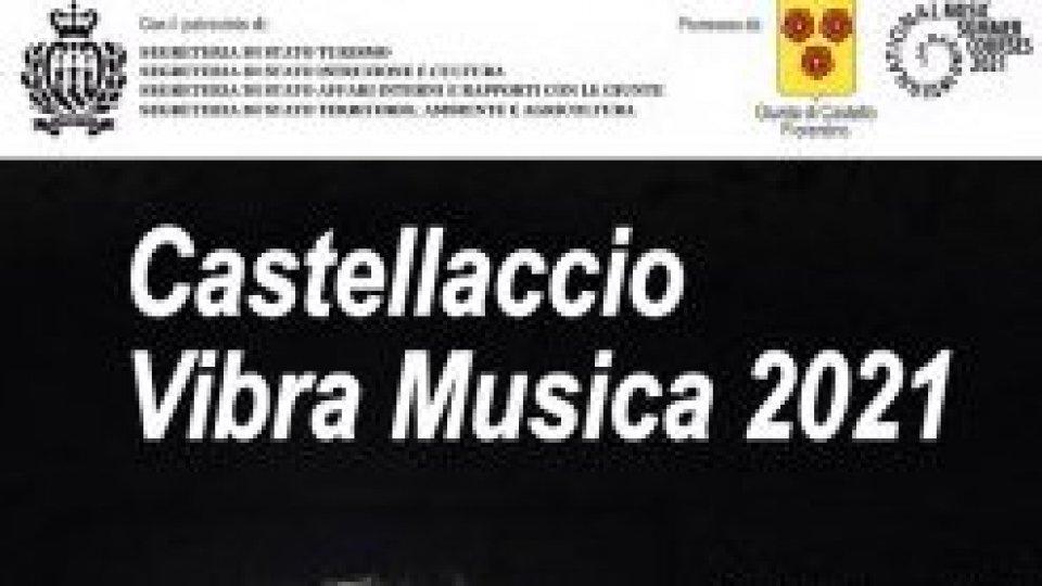 Annullato il concerto della Rassegna Castellaccio vibra musica del 3 agosto